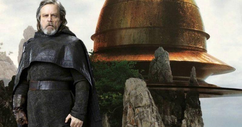 Luke's Exile in Last Jedi Was George Lucas' Idea
