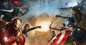 Captain America: Civil War Trailer Coming Tonight on Jimmy Kimmel?