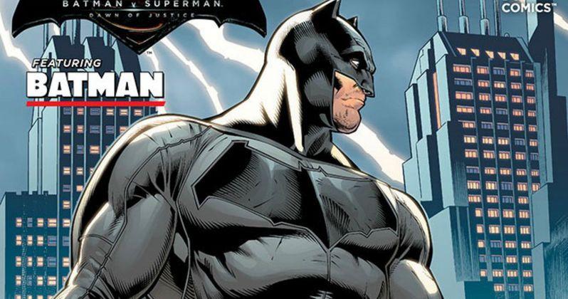 Batman v Superman Prequel Comics Take You Deeper Into the Story