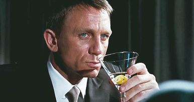 James Bond Is a Severe Alcoholic According to New Study