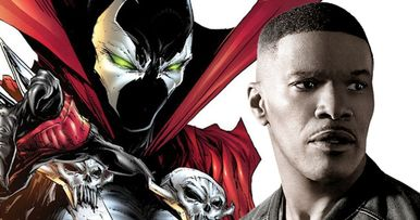 Spawn Director Todd McFarlane Explains Why Jamie Foxx Is So Important