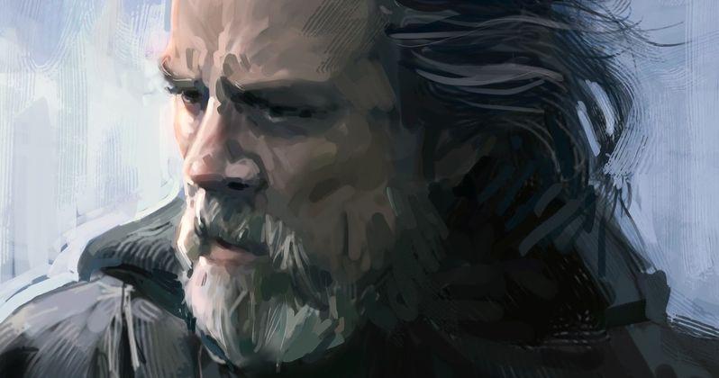 Mark Hamill Clarifies Luke Skywalker Criticism in The Last Jedi