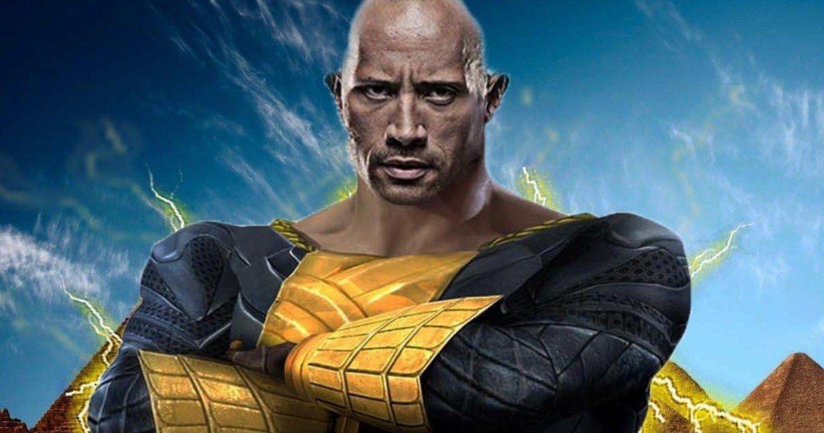 """Image result for Dwayne """"The Rock"""" Johnson Black Adam"""