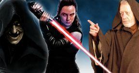 Is Rey a Palpatine or Kenobi in The Last Jedi?
