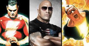 Shazam: Dwayne Johnson Gives Lead Casting Update