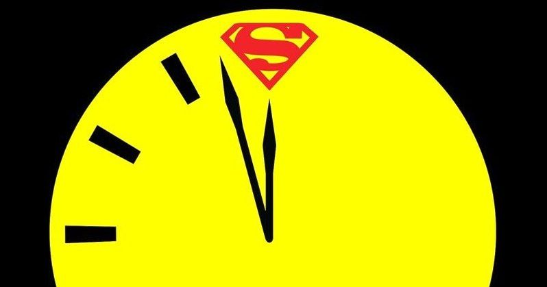 DC Apologizes for Doomsday Tweet as Clock Moves 2 Minutes to Midnight