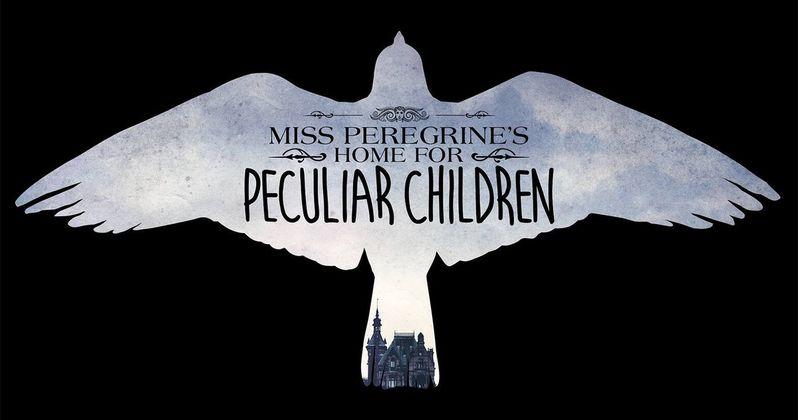 Tim Burton Unveils Miss Peregrine's Home for Peculiar Children Logo