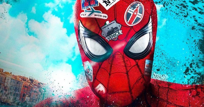Spider-Man: Far from Home Lego Sets Confirm Villain Rumors