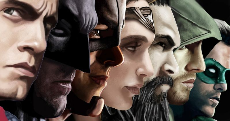 Justice League Roles Are Small in Batman v Superman Says Snyder