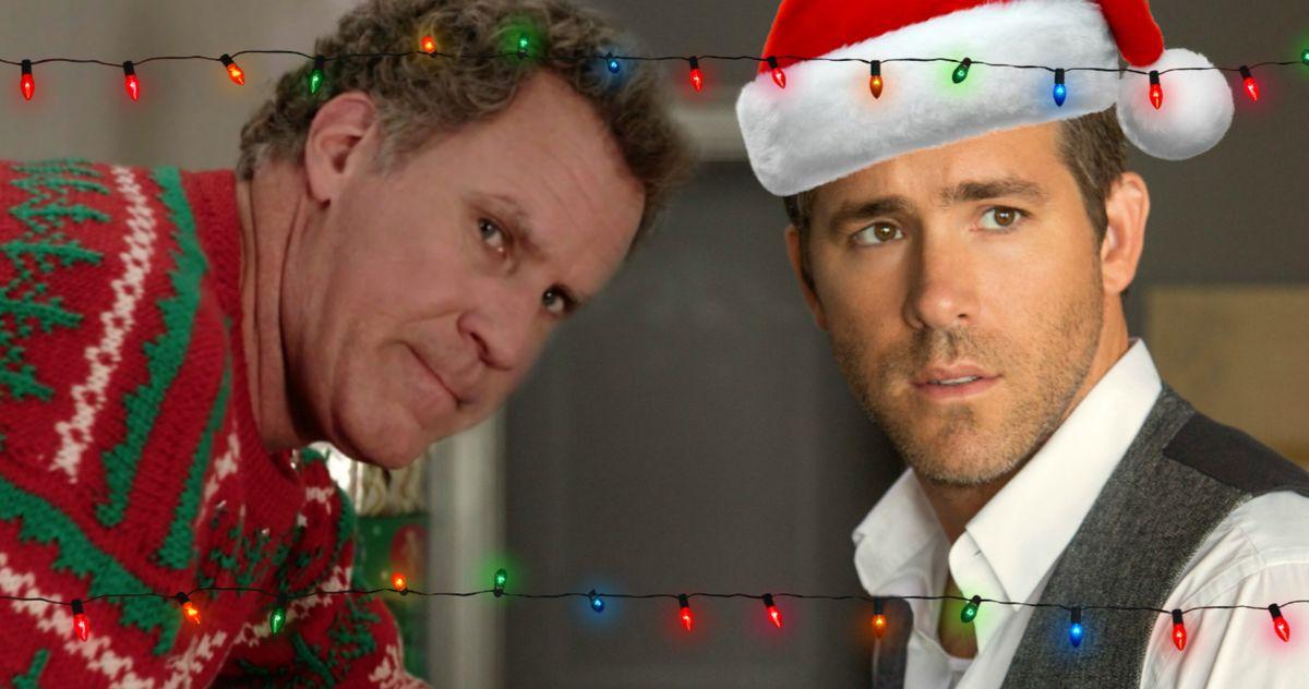 Will Ferrell & Ryan Reynolds Team Up for A Christmas Carol Musical