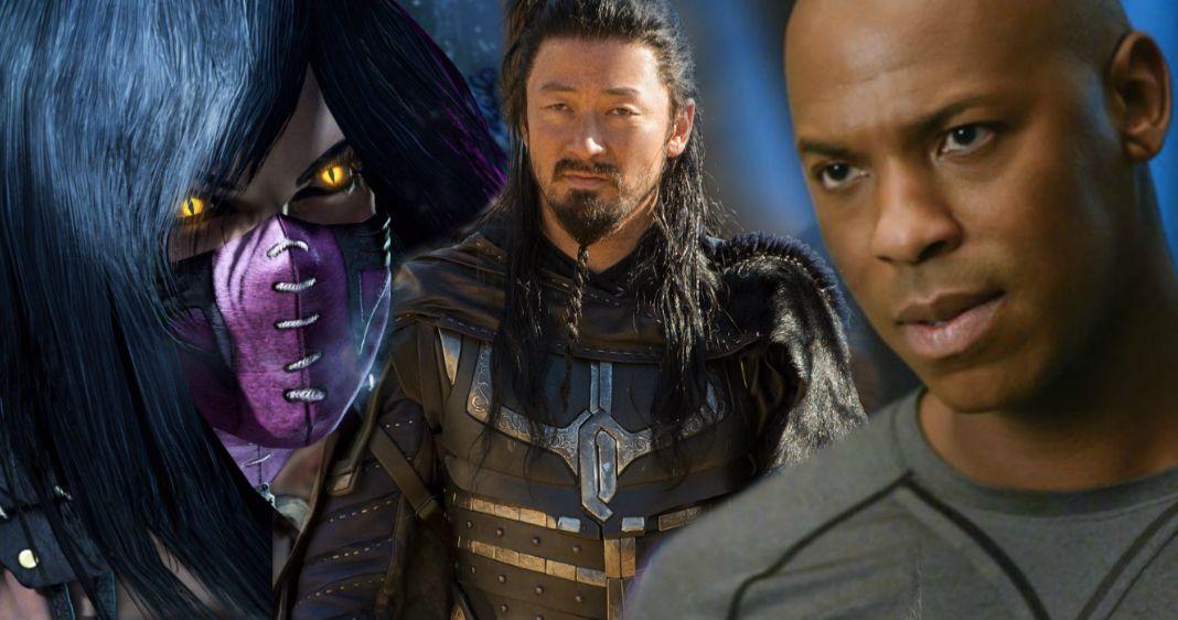 Mortal Kombat Reboot Finds Its Jax Raiden Mileena
