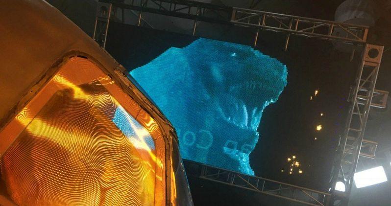Is Godzilla Wearing Armor in This Latest Look at Godzilla 2?