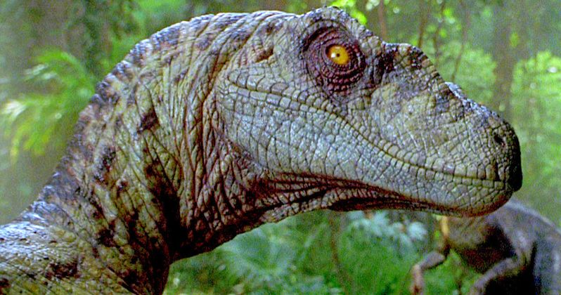 Jurassic World TV Spot: You Can't Outrun a Raptor!