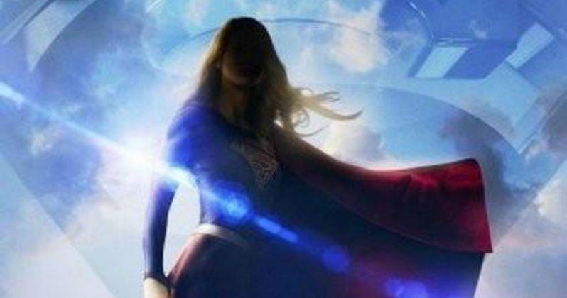 Supergirl Poster Has Kara Zor-El Taking Flight