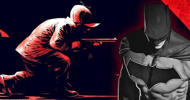 Batman Vs. Elmer Fudd Comic Is Coming and It's Really Weird