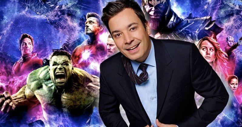 Ruffalo Begs Fallon to Cut Avengers 4 Spoiler, Did He Drop the Title?