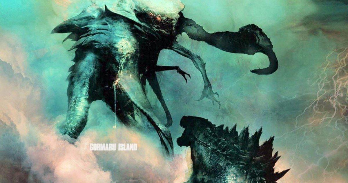Godzilla Kotm Concept Art