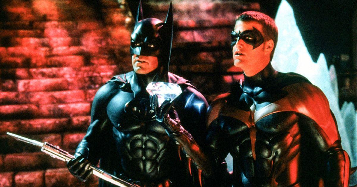 Как бомбардировки Бэтмена и Робина помогли Джорджу Клуни стать лучше в своей работе