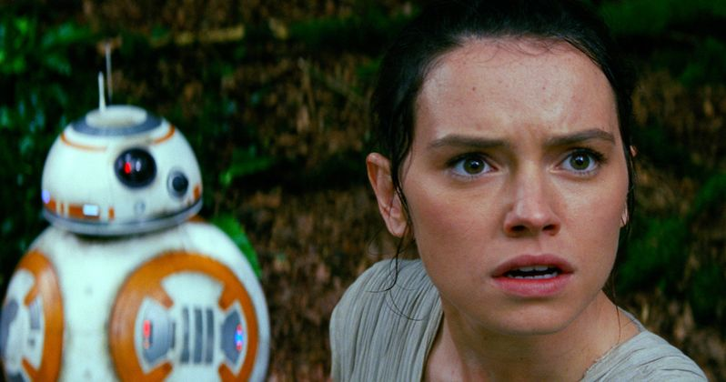 Star Wars 7 Screens for Terminally Ill Fan
