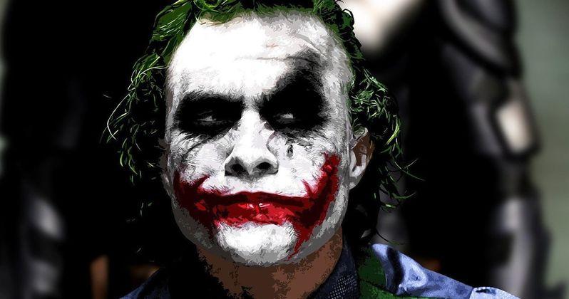 Heath Ledger Was Planning Joker Return Before His Death