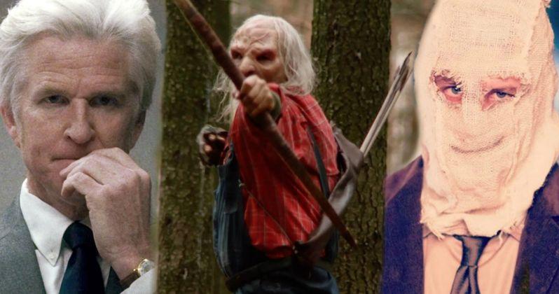 Wrong Turn Reboot Cast Includes Matthew Modine and Damian Maffei