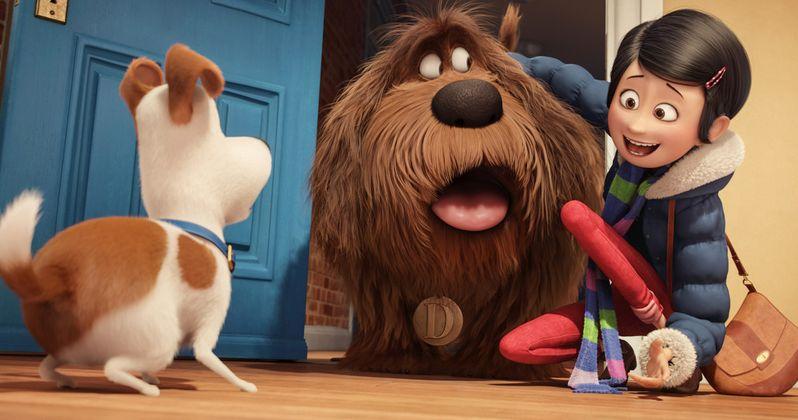Secret Life of Pets Super Bowl Commercial Unchains Headbanging Dogs