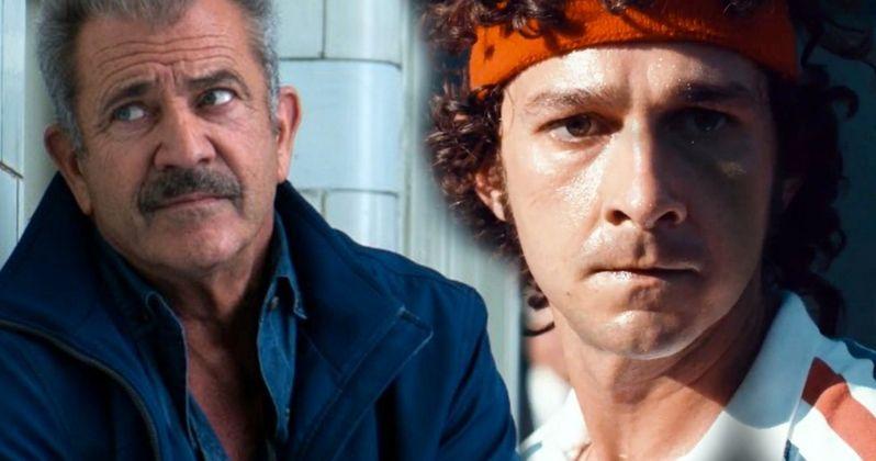 Mel Gibson & Shia LaBeouf Team for Dark Comedy Rothchild