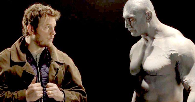 Watch Pratt & Bautista's Guardians of the Galaxy Audition