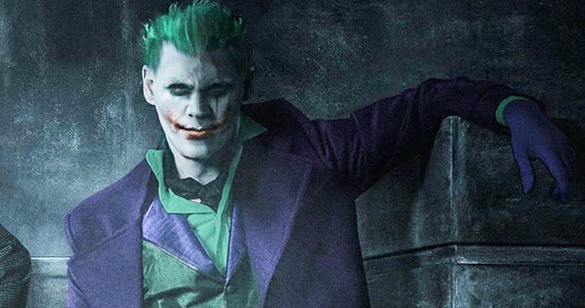 Bosslogic's The Batman Fan Art Turns Johnny Depp Into Joker