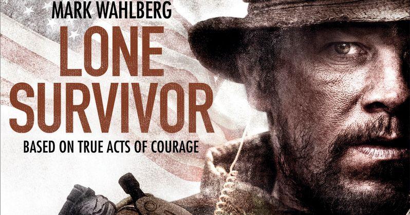 Lone Survivor Blu-ray Trailer Starring Mark Wahlberg