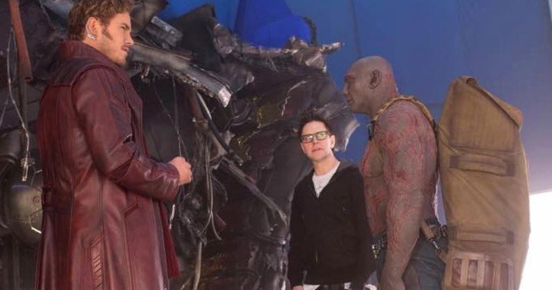 Chris Pratt on James Gunn's Guardians 3 Rehiring: I'm Really Proud of Disney