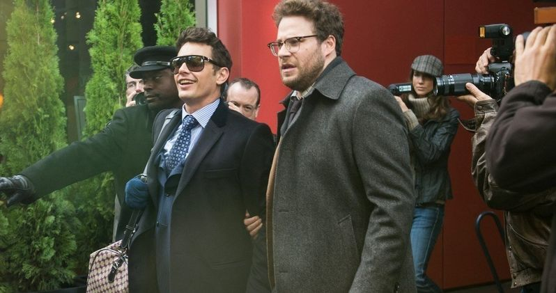 The Interview Earns $31 Million in Online and VOD Sales
