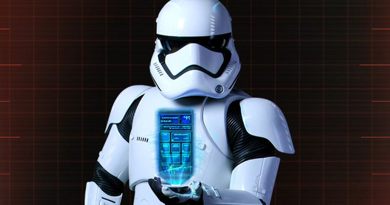 Star Wars App Launches with Jedi Selfies, Lightsaber Training & More