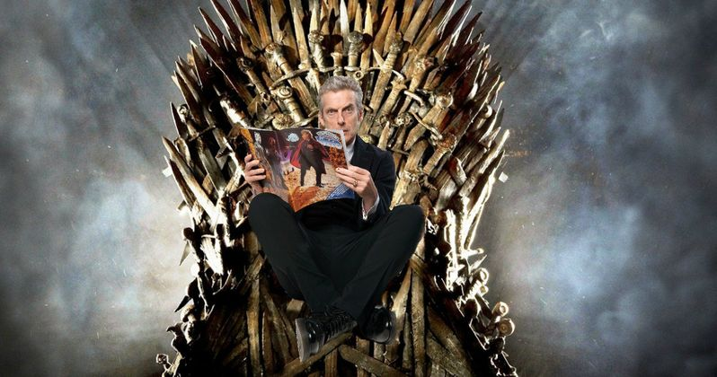 Peter Capaldi Wants a Game of Thrones and Doctor Who Crossover