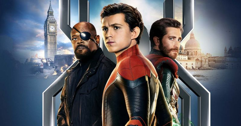 Spider-Man: Far from Home Owns the Weekend with $93M, Earns $580M Worldwide So Far