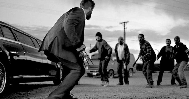 Wolverine Goes Black and White in Logan Noir Trailer