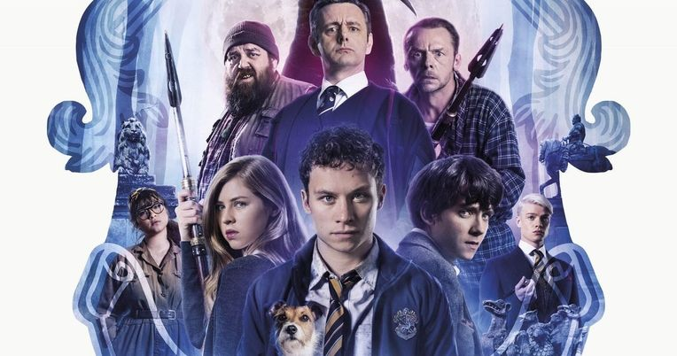 Slaughterhouse Rulez Trailer: Simon Pegg & Nick Frost Open a Gateway to Hell