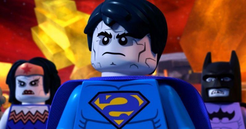 LEGO DC Comics: Justice League Vs. Bizarro League Trailer