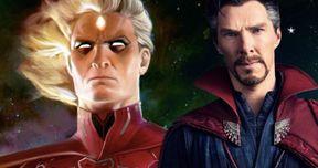 How Doctor Strange Fills the Adam Warlock Void in Infinity War