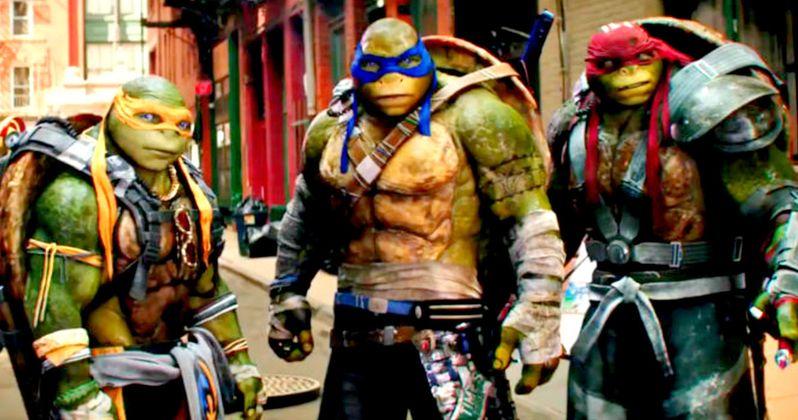 Nerd Alert: Ninja Turtles 2 Easter Eggs & Star Wars Vs. Star Trek