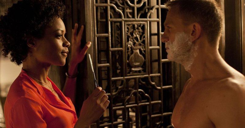 Entire James Bond Team Wants Daniel Craig Back Says Naomie Harris