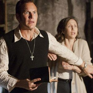 The Conjuring Photo Teases Real-Life Demonic Possession