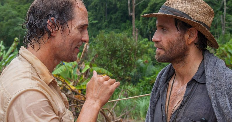 Gold Red Band Trailer Takes Matthew McConaughey Into the Jungle