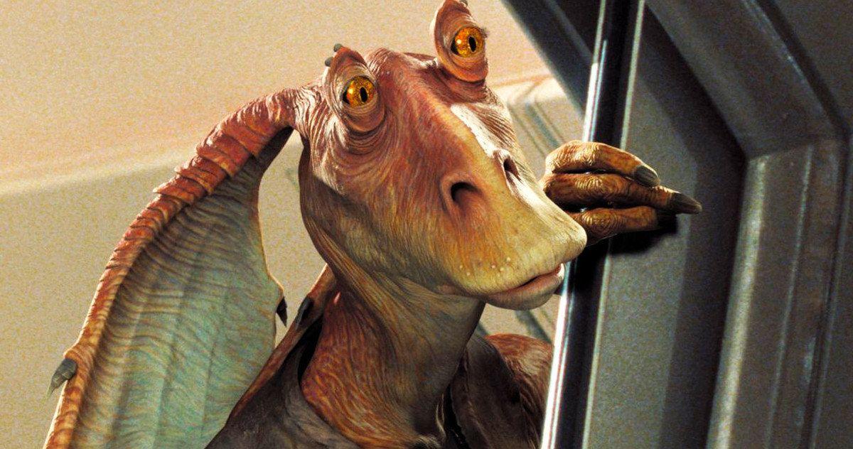 Jar Jar Binks Is Still George Lucas' Favorite Star Wars