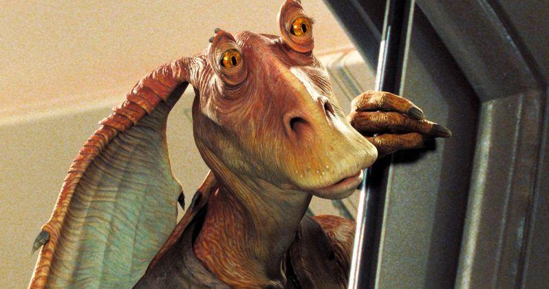 Jar Jar Binks Is Still George Lucas' Favorite Star Wars Character
