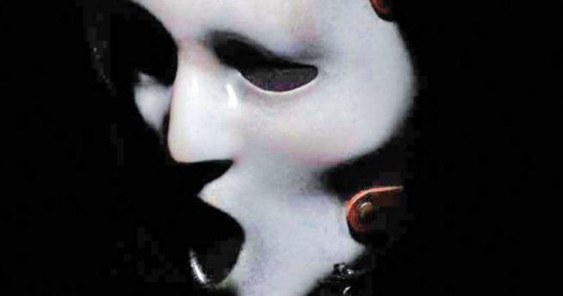 MTV's Scream TV Series Ghostface Mask Revealed!