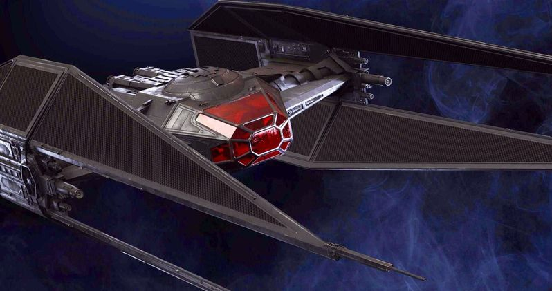 New Star Wars 9 TIE Fighter Revealed?