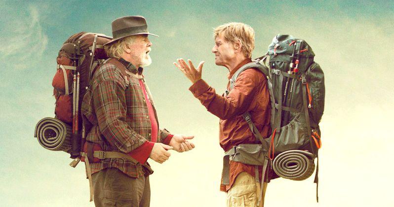 A Walk in the Woods Trailer Starring Robert Redford & Nick Nolte