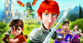 Justin and the Knights of Valor Clip Introduces Sir Heraclio   EXCLUSIVE