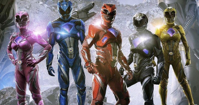 It's Morphin Time in New Power Rangers International Trailer